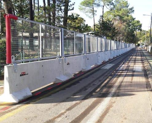 KLOSTAB - Barrières de sécurité en grillagé